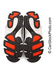 beautiful modern sneakers