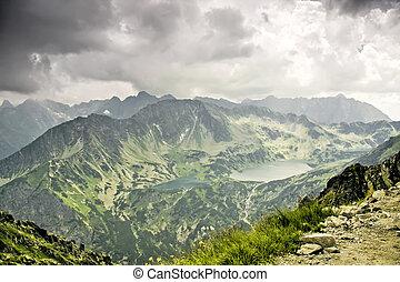 Beautiful mountain - Tatras.