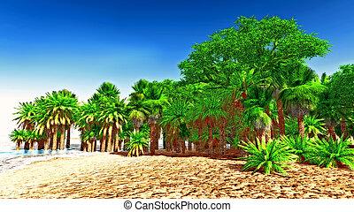 Beautiful natural background