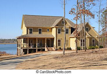 New Custom Built House - Beautiful New Custom Built House on...