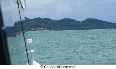 Beautiful ocean paradise