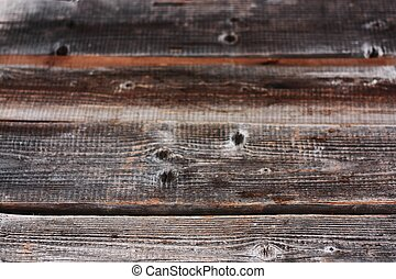 Beautiful old grey wooden background close up
