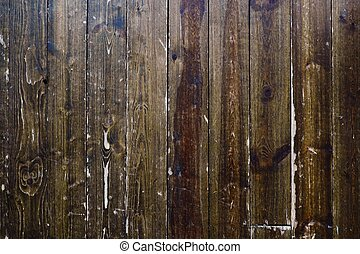 Beautiful old wooden brown background
