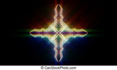Beautiful ornate cross.