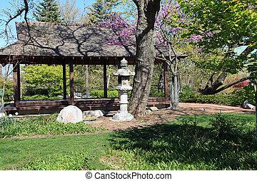 Beautiful Osaka Garden - Beautiful Osaka Japanese Garden in ...