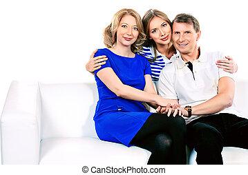 beautiful parents