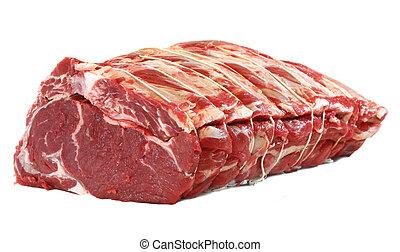 Beautiful Prime rib