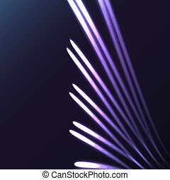 Beautiful purple pink abstract magical energy electric...