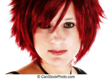 Beautiful Red Head