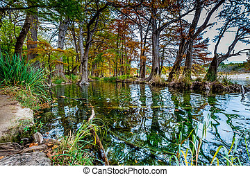 Beautiful Reflections in Fall