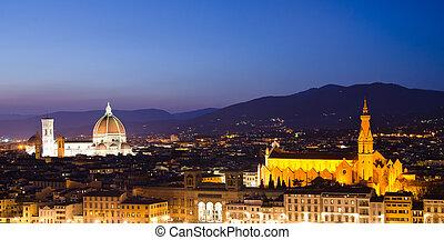 Santa Maria del Fiore in Florence, Italy