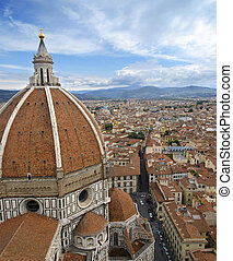 Santa Maria del Fiore in Florence - Beautiful renaissance ...