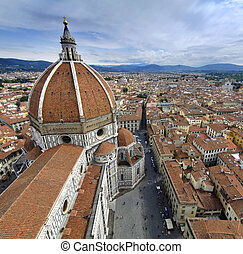 Santa Maria del Fiore in Florence - Beautiful renaissance ...