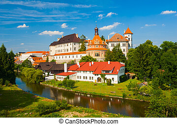 Jindrichuv Hradec - Beautiful renaissance era castle with ...