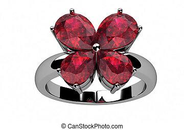 beautiful ring - The beauty wedding ring