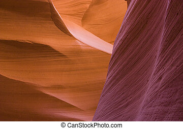 Antelope Canyon in Arizona