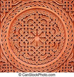 Beautiful round pattern