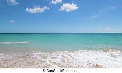 Beautiful sandy beach near Lagos in Ponta da Piedade Algarve...