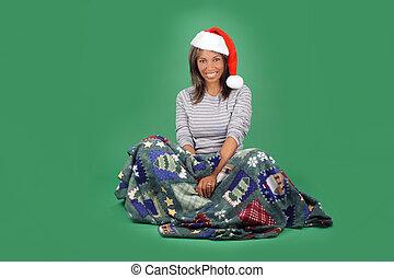 Beautiful Santa's Helper (9)