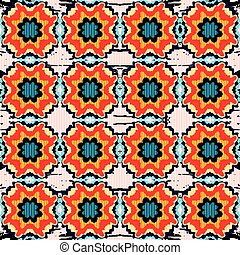 beautiful seamless pattern. Decorative elements. vector illustration
