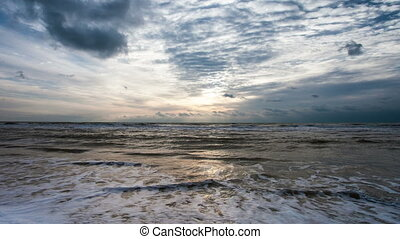 beautiful seascape time lapse - time lapse beautiful ...