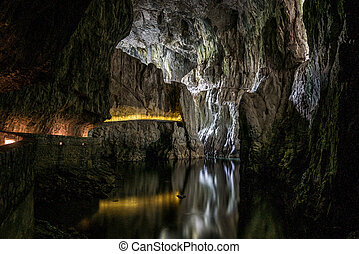 Skocjan Caves, Natural Heritage Site in Slovenia - Beautiful...