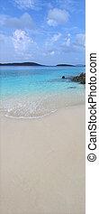 Beautiful Solomon Bay (USVI)