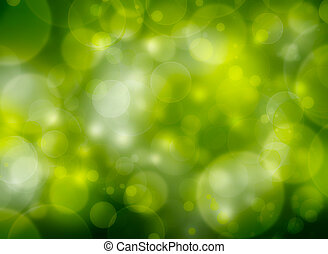 natural bubble background