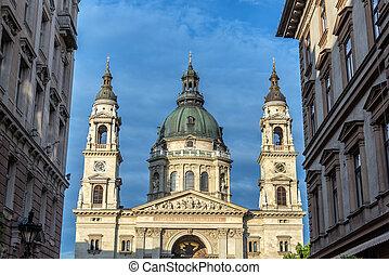 Beautiful St. Stephens Basilica