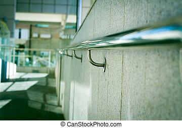 Beautiful stainless steel railings - Beautiful stainless...