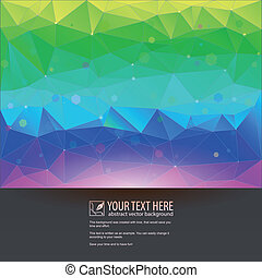 Beautiful, tech background for your design