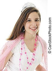 Beautiful Teen Princess