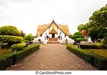 Beautiful Thai Temple