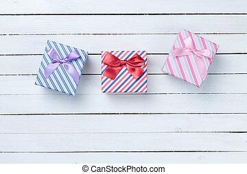 Beautiful three gifts