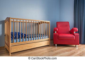 Beautiful toddler room idea