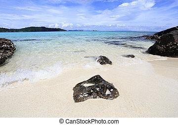 Beautiful tropical landscape. Thailand