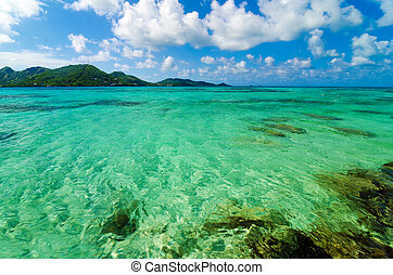 Beautiful Turquoise Water