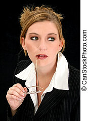 Beautiful Twenty Five Year Old Business Woman