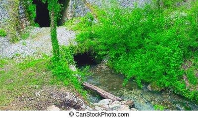 Beautiful Una river - Beautiful nature of the Una river...