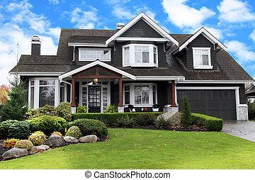 Beautiful upscale house