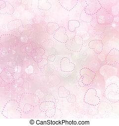 Beautiful valentine background