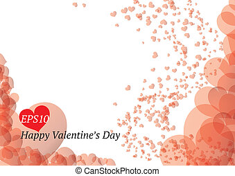Beautiful Valentine's Day card