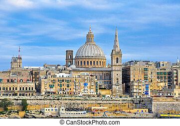Beautiful Valletta