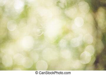 Beautiful vanilla bokeh background.