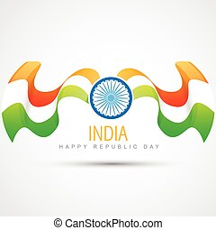 indian flag design