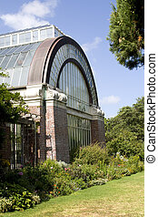 Victorian greenhouse - Beautiful Victorian greenhouse