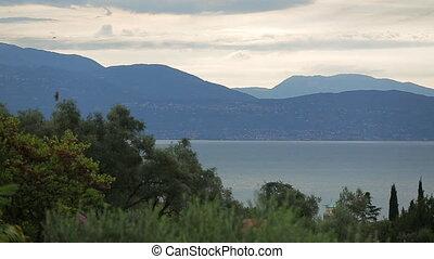 beautiful view of the Garda