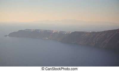 Beautiful views of the Aegean Sea