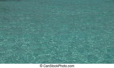 Beautiful water surface