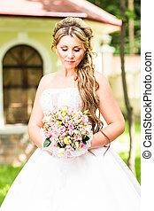 Beautiful wedding bouquet - Beautiful bridal wedding bouquet...